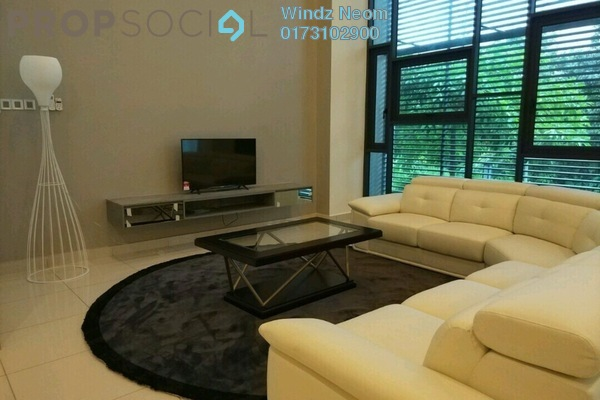Villa For Sale in Laman Vila, Segambut Freehold Fully Furnished 6R/7B 4.3m