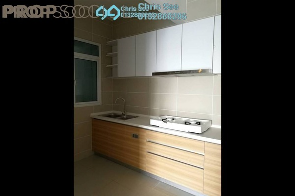 Condominium For Rent in V-Residensi 2, Shah Alam Freehold Semi Furnished 2R/2B 1.5k