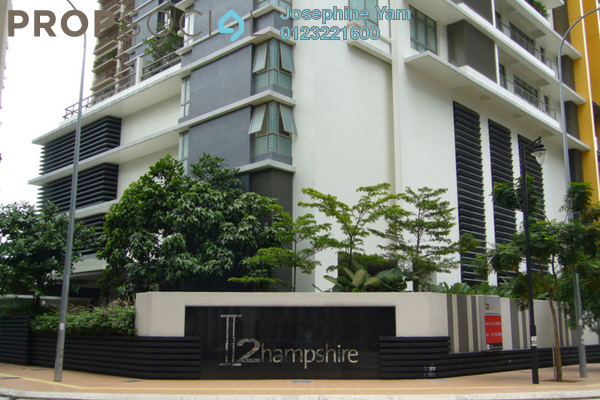 Condominium For Rent in 2 Hampshire, KLCC Freehold Semi Furnished 6R/6B 16k