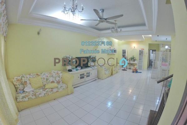 Terrace For Sale in Subang Bestari, Subang Leasehold semi_furnished 4R/3B 700k