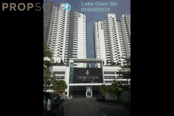 Condominium For Rent in Marinox Sky Villas, Seri Tanjung Pinang Freehold Fully Furnished 3R/2B 3.5k