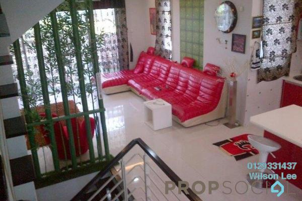 Terrace For Sale in Zenia, Desa ParkCity Freehold Fully Furnished 4R/5B 2.5m