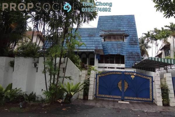 Bungalow For Sale in Taman Bukit Damansara, Damansara Heights Freehold Semi Furnished 7R/6B 4.18m