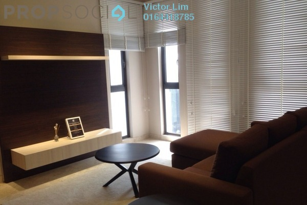 Condominium For Sale in Icon Residence (Mont Kiara), Dutamas Freehold Fully Furnished 2R/2B 1.35m