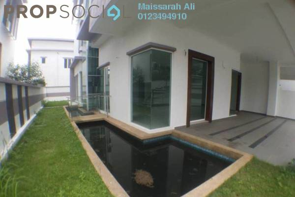 Semi-Detached For Sale in Beverly Heights, Ukay Freehold Semi Furnished 7R/8B 2.7m