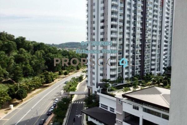 Condominium For Sale in Dwiputra Residences, Putrajaya Freehold Unfurnished 4R/2B 540k