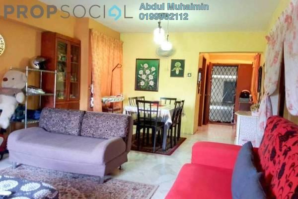Condominium For Sale in Le Jardine, Pandan Indah Leasehold Semi Furnished 3R/2B 420k