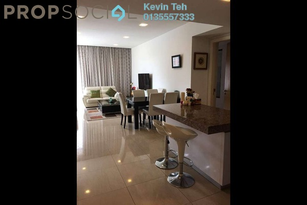 共管公寓 单位出租于 Lumina Kiara, Mont Kiara Freehold Fully Furnished 3R/3B 5.5千