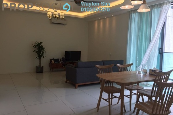 Condominium For Rent in The Treez, Bukit Jalil Freehold Fully Furnished 3R/2B 3.5k