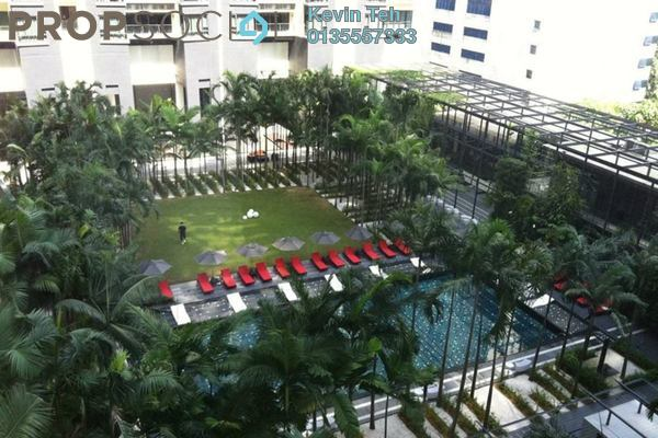 Condominium For Rent in St Mary Residences, KLCC Freehold Fully Furnished 3R/2B 7.5k