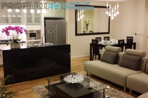 Condominium For Rent in St Mary Residences, KLCC Freehold Fully Furnished 2R/2B 7.5k