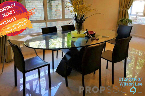 Terrace For Rent in Adiva, Desa ParkCity Freehold Fully Furnished 3R/3B 4.8k