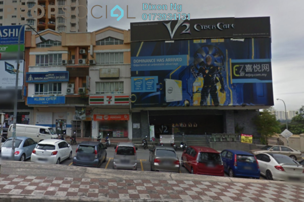 Shop For Sale in Wangsa Metroview, Wangsa Maju Freehold Semi Furnished 1R/1B 5.4m
