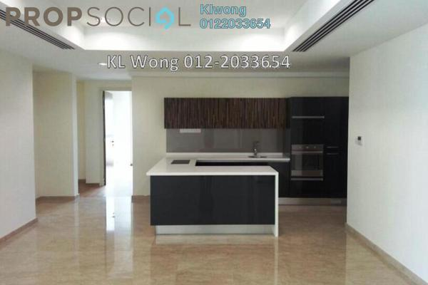 Condominium For Rent in 28 Mont Kiara, Mont Kiara Freehold Semi Furnished 3R/5B 7.5k