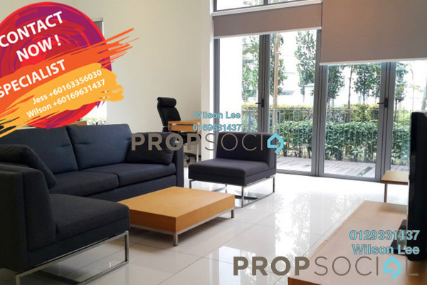 Terrace For Sale in The Breezeway, Desa ParkCity Freehold Fully Furnished 5R/6B 2.99m