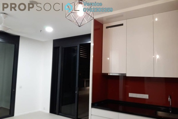 SoHo/Studio For Sale in Arcoris, Mont Kiara Freehold Semi Furnished 2R/1B 1.1m