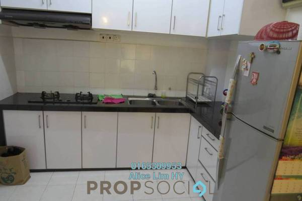 Condominium For Sale in Asia Heights, Farlim Freehold fully_furnished 3R/2B 410k