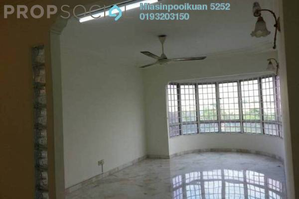 Condominium For Rent in Putra Majestik, Sentul Freehold Semi Furnished 3R/2B 1.4k