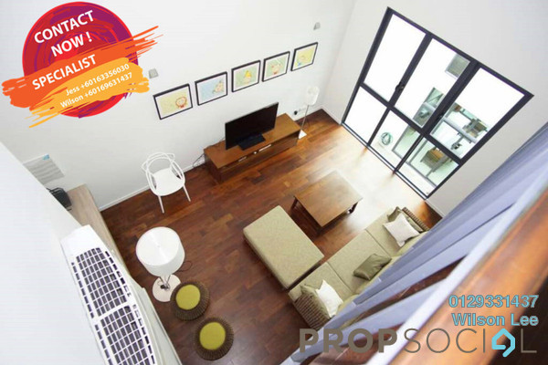 Terrace For Rent in Casaman, Desa ParkCity Freehold Fully Furnished 5R/6B 10k