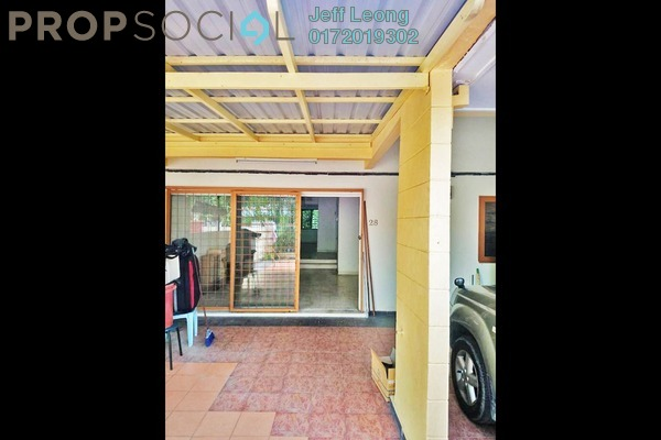 Terrace For Rent in SS18, Subang Jaya Freehold Semi Furnished 3R/2B 1.6k