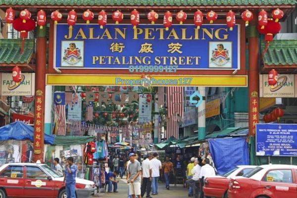 Shop For Rent in Petaling Street, Pudu Freehold Unfurnished 0R/0B 30k