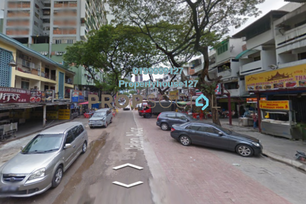 Shop For Rent in Bukit Bintang City Centre, Pudu Freehold Unfurnished 0R/0B 18k