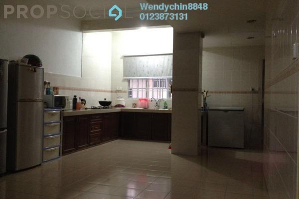 Terrace For Sale in BP10, Bandar Bukit Puchong Freehold Semi Furnished 4R/3B 650k