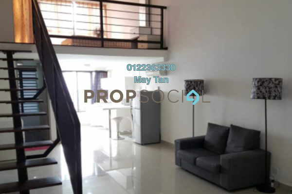Condominium For Rent in Subang SoHo, Subang Jaya Freehold Fully Furnished 1R/1B 1.6k