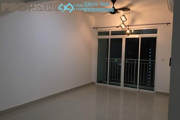 Condominium For Rent in V-Residensi 2, Shah Alam Freehold Semi Furnished 3R/2B 1.5k