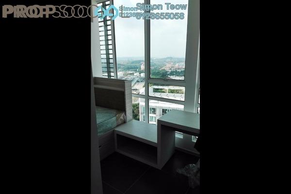 Condominium For Rent in Garden Plaza @ Garden Residence, Cyberjaya Freehold Fully Furnished 2R/2B 1.5k