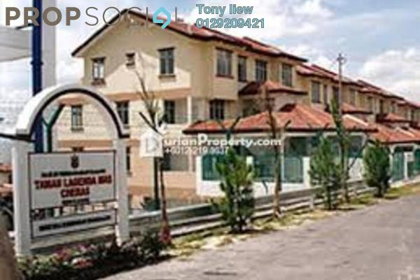 For Rent Condominium at Taman Lagenda Mas, Cheras South Freehold Semi Furnished 3R/2B 1.2k