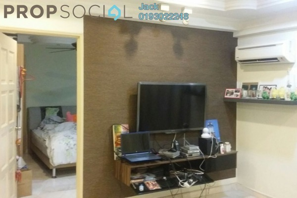 Condominium For Sale in La Villas Condominium, Setapak Freehold Semi Furnished 3R/2B 420k