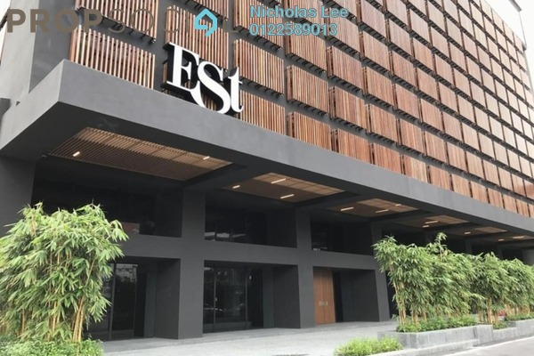 Condominium For Rent in The Establishment, Brickfields Freehold Fully Furnished 0R/1B 2.1k