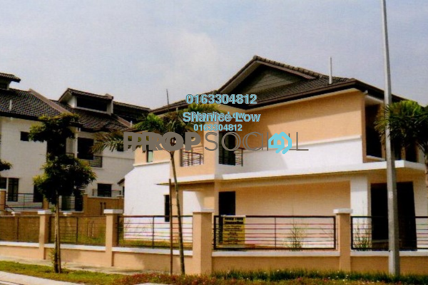 Terrace For Sale in Kinrara Residence, Bandar Kinrara Freehold Unfurnished 5R/3B 1.48m