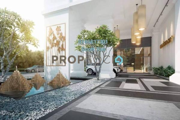 Serviced Residence For Sale in Bandar Bukit Tinggi 2, Klang Freehold Semi Furnished 3R/2B 398k