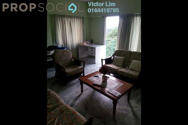 For Rent Condominium at The Palladium, Keramat Freehold Fully Furnished 3R/2B 2k
