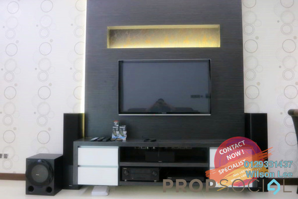 SoHo/Studio For Rent in The Northshore Gardens, Desa ParkCity Freehold Fully Furnished 1R/1B 3.2k