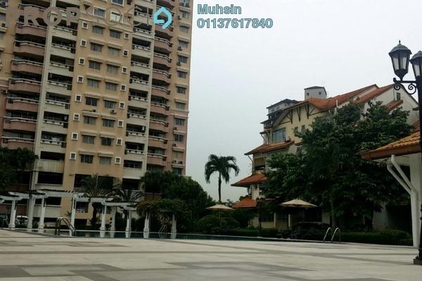Condominium For Sale in Villa Flora, TTDI Freehold Unfurnished 3R/2B 950k