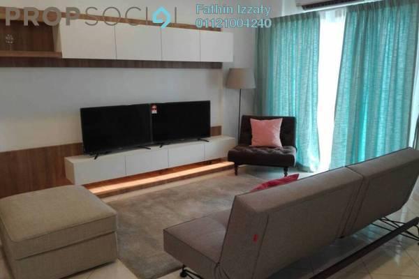 Condominium For Sale in Seri Ampang Hilir, Ampang Hilir Leasehold Fully Furnished 3R/2B 580k