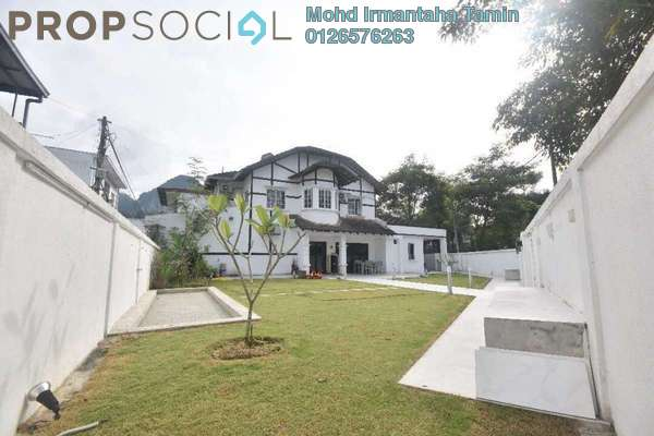 For Sale Terrace at Templer Heritage, Templer's Park Freehold Semi Furnished 5R/3B 1.1m