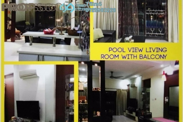 Condominium For Sale in Hartamas Regency 1, Dutamas Freehold Fully Furnished 3R/2B 940k