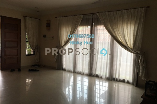 Semi-Detached For Sale in Mutiara Homes, Mutiara Damansara Freehold Fully Furnished 3R/5B 3.5m