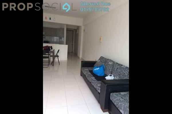 Condominium For Rent in Perdana Emerald, Damansara Perdana Freehold Semi Furnished 3R/2B 1.75k