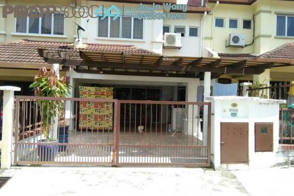 Terrace For Sale in BRP 6, Bukit Rahman Putra Freehold Semi Furnished 4R/3B 800k