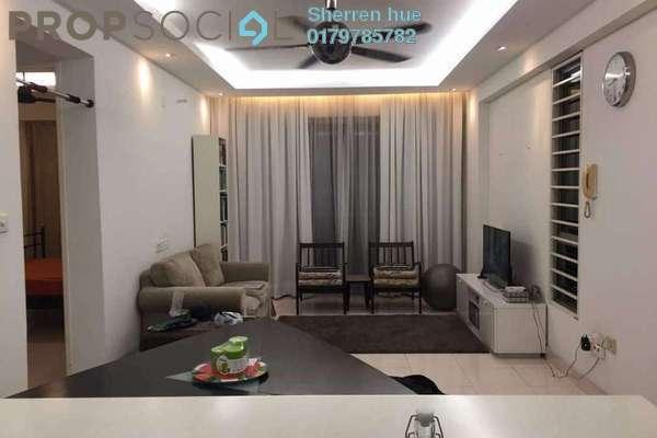 Condominium For Rent in Perdana Emerald, Damansara Perdana Freehold Fully Furnished 4R/2B 2.77k