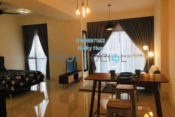 Serviced Residence For Rent in BayBerry Serviced Residence @ Tropicana Gardens, Kota Damansara Freehold Fully Furnished 0R/0B 2.5k