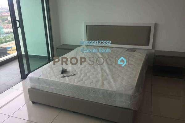 Condominium For Rent in EVO Soho Suites, Bandar Baru Bangi Freehold Fully Furnished 1R/1B 1.6k
