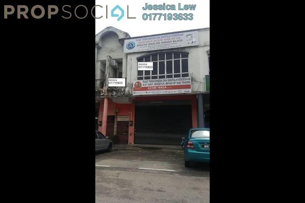 Shop For Rent in Taman Pinggiran Subang, Subang Freehold Unfurnished 0R/0B 2.2k