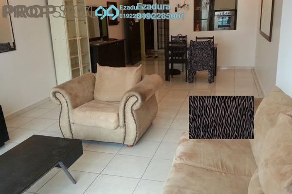 Condominium For Rent in Suria Damansara, Kelana Jaya Freehold Semi Furnished 3R/2B 1.7k