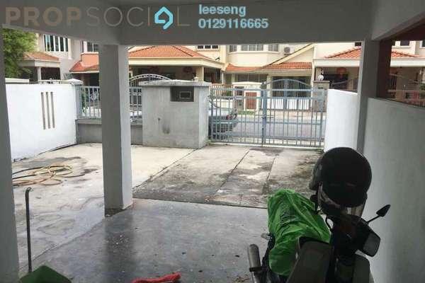 Terrace For Rent in Bandar Botanic, Klang Freehold Unfurnished 4R/3B 1.3k